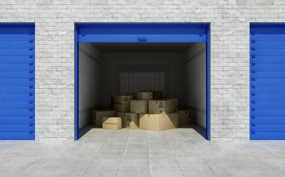 packing a storage unit